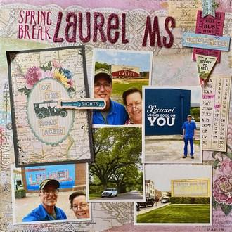 Spring Break Laurel MS