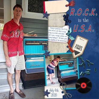 ROCK in the USA
