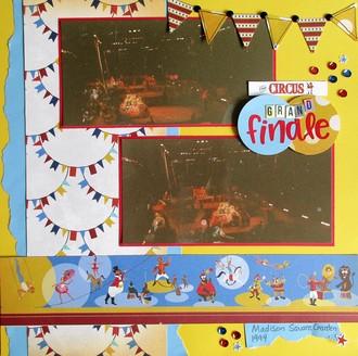 Circus Grand Finale