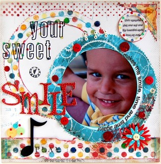 Your Sweet Smile