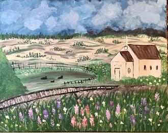 Chapel on the prairie