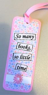 Book Mark Fast Scrap