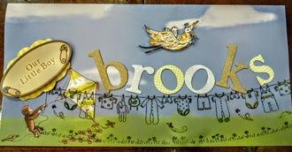 Welcome, Brooks