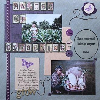 Master of Gardening