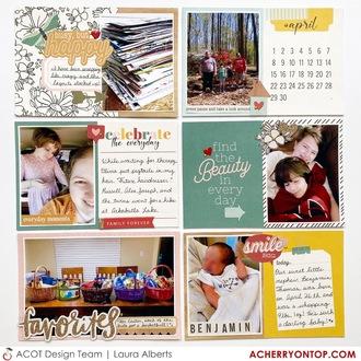 Project Life April