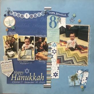 Happy Hanukkah Emma!
