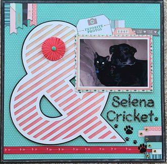 Selena & Cricket