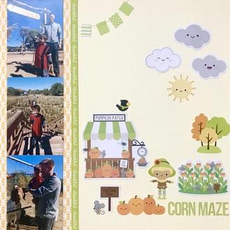 Corn Maze (NSD Mood Bd)
