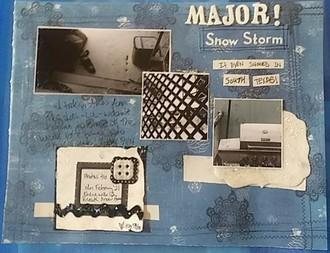 Major Snow Storm
