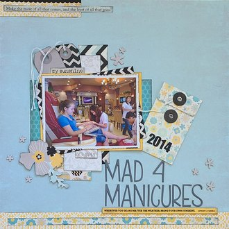 Mad 4 Manicures