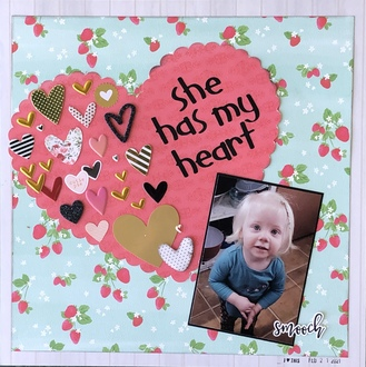 She has My Heart/ Glasher's You have my heart challenge