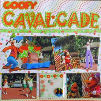 Goofy Calvacade