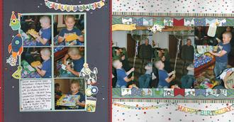 Joe's 6th Birthday
