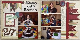 Happy 27th Branch