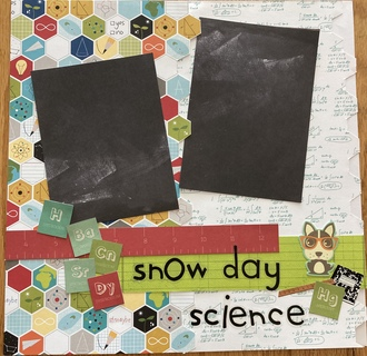 Snow day science