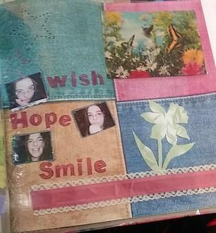Wish hope smile