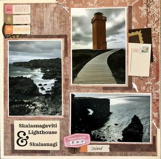 Skalasnagaviti Lighthouse & Skalasnagi