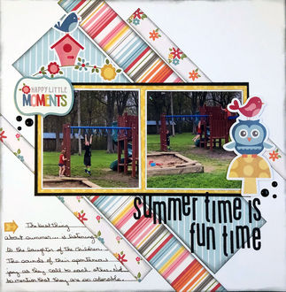 Summer Time (May 2021 aheatfan/Kristin's NSD Summer Challenge With A Twist)