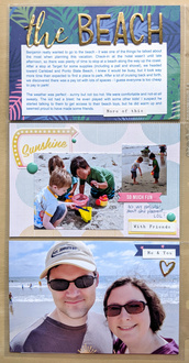 The Beach pocket page
