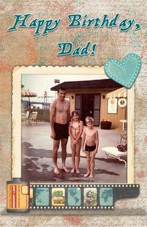 Dad's Birthday Card 2021