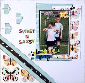 Sweet n Sassy (May 2021 Cherry Lift Challenge)