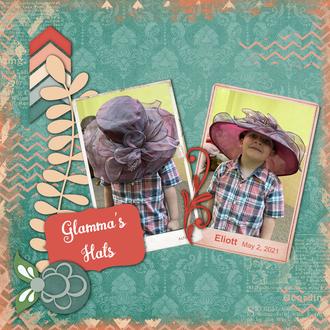 Glamma's Hat
