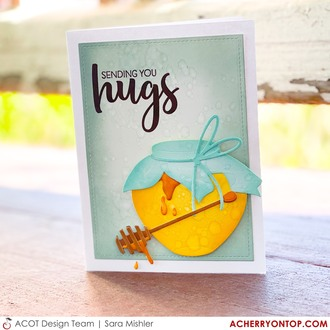 Sending You Hugs Card