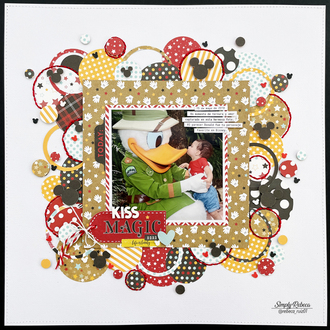 Kiss Magic Layout