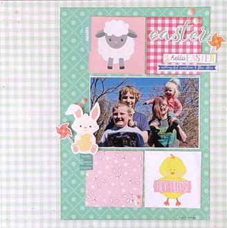 Easter/ Becky Fleck 224