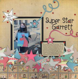 Su[er Star Garrett