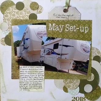 May Set-Up