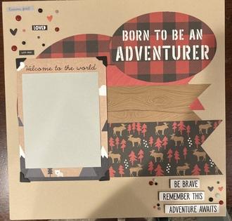 Born to be an Adventurer