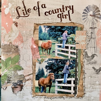 Life of a Country Girl