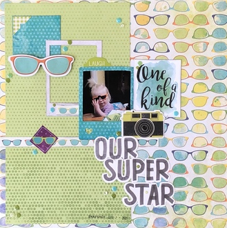Our Super Star/ May Mood Board