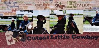 Cutest Little Cowboy