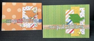 Grad congrats cards