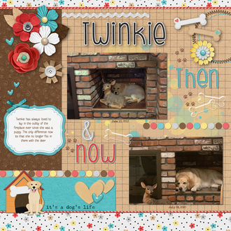 Twinkie Then & Now