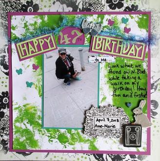 Happy 47th Birthday