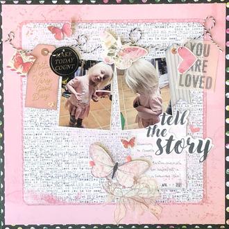 Tell the Story/ Becky Fleck 226