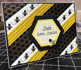 Just bee-cause