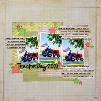Tractor Day 2021