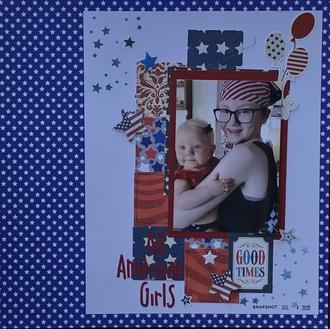 All American Girls/ Becky Fleck #227
