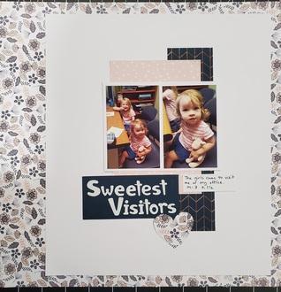 Sweetest visitors