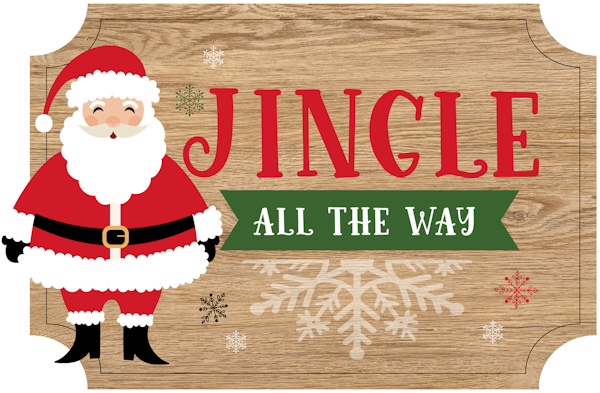 Jingle All The Way Echo Park