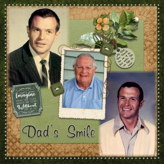Dad's Smile