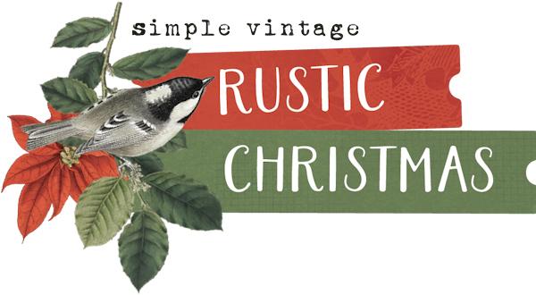Simple Vintage Rustic Christmas Simple Stories