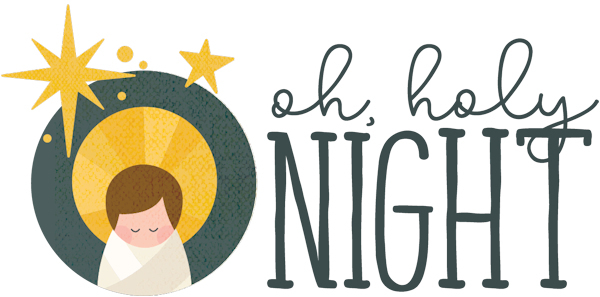 Oh, Holy Night Simple Stories