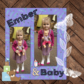 Ember & Baby
