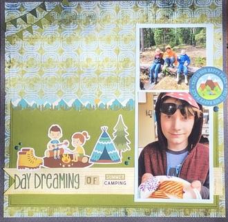 Day Dreaming of Sumner Camping/ J9 MMC#1