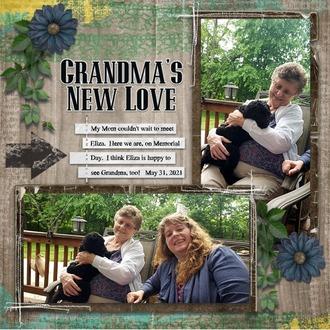 Grandma's New Love